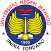 Universitas Negeri Manado Logo or Seal
