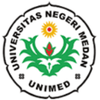 Universitas Negeri Medan's Official Logo/Seal