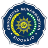 Universitas Muhammadiyah Sidoarjo's Official Logo/Seal