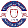 Private University of the State of Morelos Logo or Seal