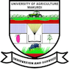 University of Agriculture, Makurdi Logo or Seal