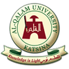 Al-Qalam University, Katsina's Official Logo/Seal