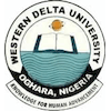 Western Delta University's Official Logo/Seal