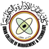 Oman College of Management and Technology's Official Logo/Seal