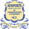 Newports Institute of Communications and Economics Logo or Seal