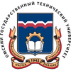 Omsk State Technical University's Official Logo/Seal