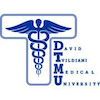 David Tvildiani Medical University's Official Logo/Seal