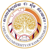 Chea Sim University of Kamchaymear's Official Logo/Seal