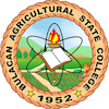 Bulacan Agricultural State College Logo or Seal
