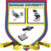 Bingham University's Official Logo/Seal