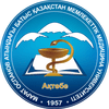 West Kazakhstan State Medical University's Official Logo/Seal