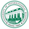 University of International Business's Official Logo/Seal