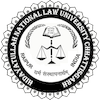 Hidayatullah National Law University Logo or Seal