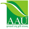 Anand Agricultural University Logo or Seal