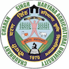 Chaudhary Charan Singh Haryana Agricultural University's Official Logo/Seal