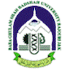 Baba Ghulam Shah Badhshah University's Official Logo/Seal