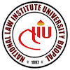 National Law Institute University Logo or Seal