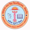 Maharaja Ganga Singh University Logo or Seal