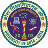 University of Kota's Official Logo/Seal