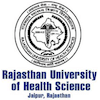 Rajasthan University of Health Sciences Logo or Seal
