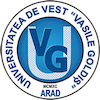 Universitatea de Vest Vasile Goldis Arad's Official Logo/Seal
