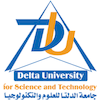 Delta University for Science and Technology's Official Logo/Seal