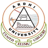Ardhi University Logo or Seal