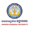 Angkor Khemara University Logo or Seal