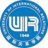 University of International Relations Logo or Seal