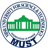 Misr University for Science and Technology's Official Logo/Seal