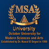 Modern Sciences and Arts University Logo or Seal
