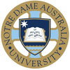 The University of Notre Dame Australia Logo or Seal