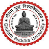 Gautam Buddha University Logo or Seal