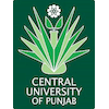 Central University of Punjab Logo or Seal