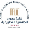 Ammon Applied University College Logo or Seal