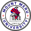Mount Meru University's Official Logo/Seal