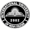 International University of Novi Pazar's Official Logo/Seal