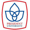 Universitas Presiden Logo or Seal
