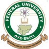 Federal University, Oye-Ekiti's Official Logo/Seal