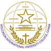 Wisconsin International University College Logo or Seal