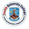 Zenith University College Logo or Seal
