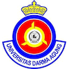 Universitas Darma Agung Logo or Seal