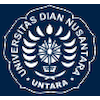 Universitas Dian Nusantara's Official Logo/Seal