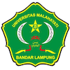 University at malahayati.ac.id Logo or Seal
