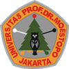Universitas Prof. Dr. Moestopo Logo or Seal