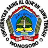 Universitas Sains Alqur'an Logo or Seal