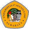 17 August 1945 University, Surabaya's Official Logo/Seal