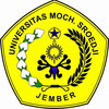 Universitas Moch. Sroedji Jember Logo or Seal