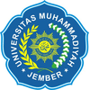 Universitas Muhammadiyah Jember Logo or Seal