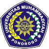 Universitas Muhammadiyah Ponorogo's Official Logo/Seal